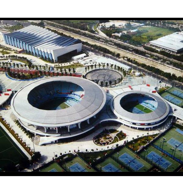 广州亚运会网球中心项目